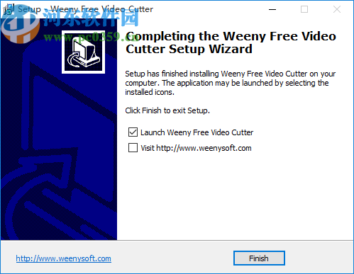 Weeny Free Video Cutter(视频切割工具)
