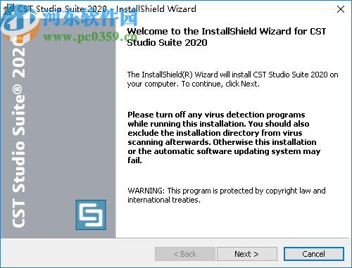cst studio suite 2020 sp1破解版