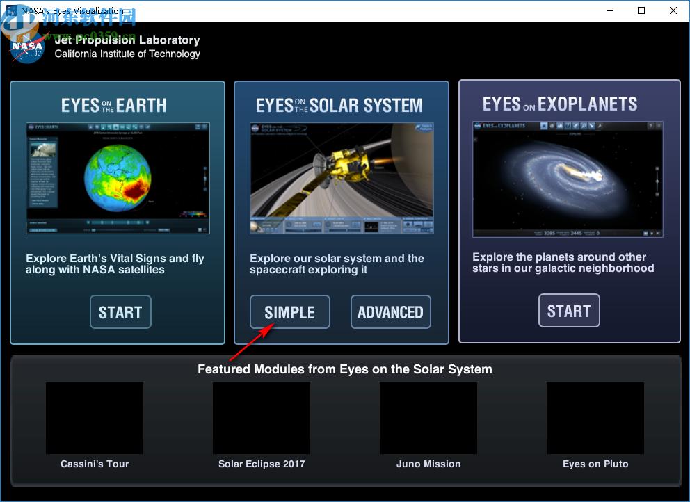 NASA太空之眼(NASA's Eyes)