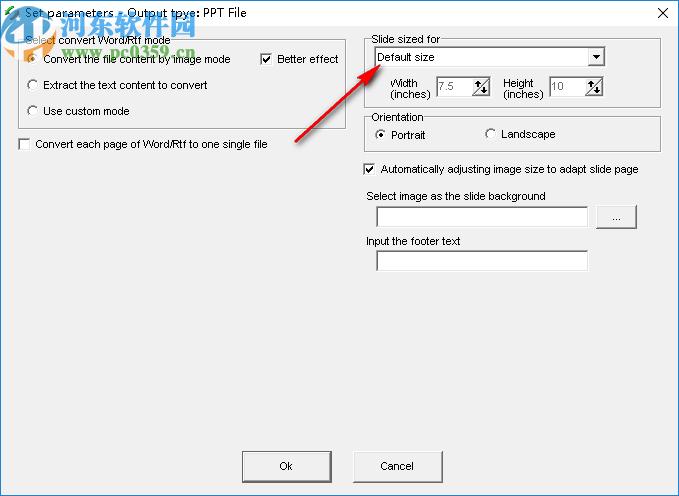 Okdo Doc to Ppt Converter(DOC转PPT工具)
