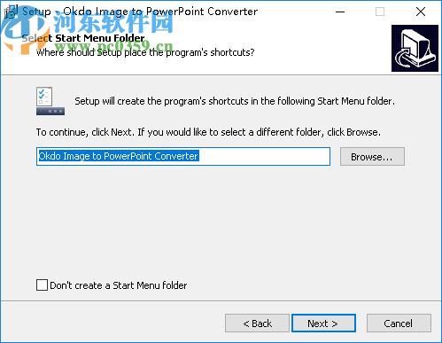Okdo Image to PowerPoint Converter(图片转换pptx软件)