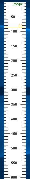 Screen Ruler(屏幕尺子)
