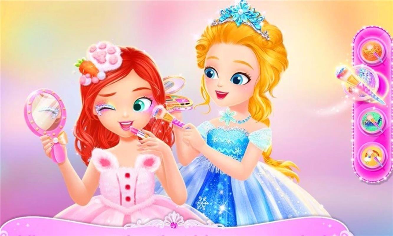 装扮莉比小公主(2)