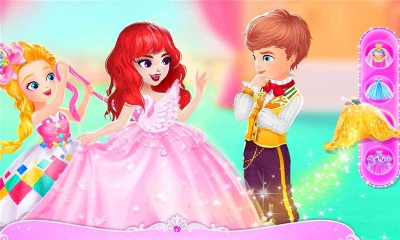 装扮莉比小公主(4)