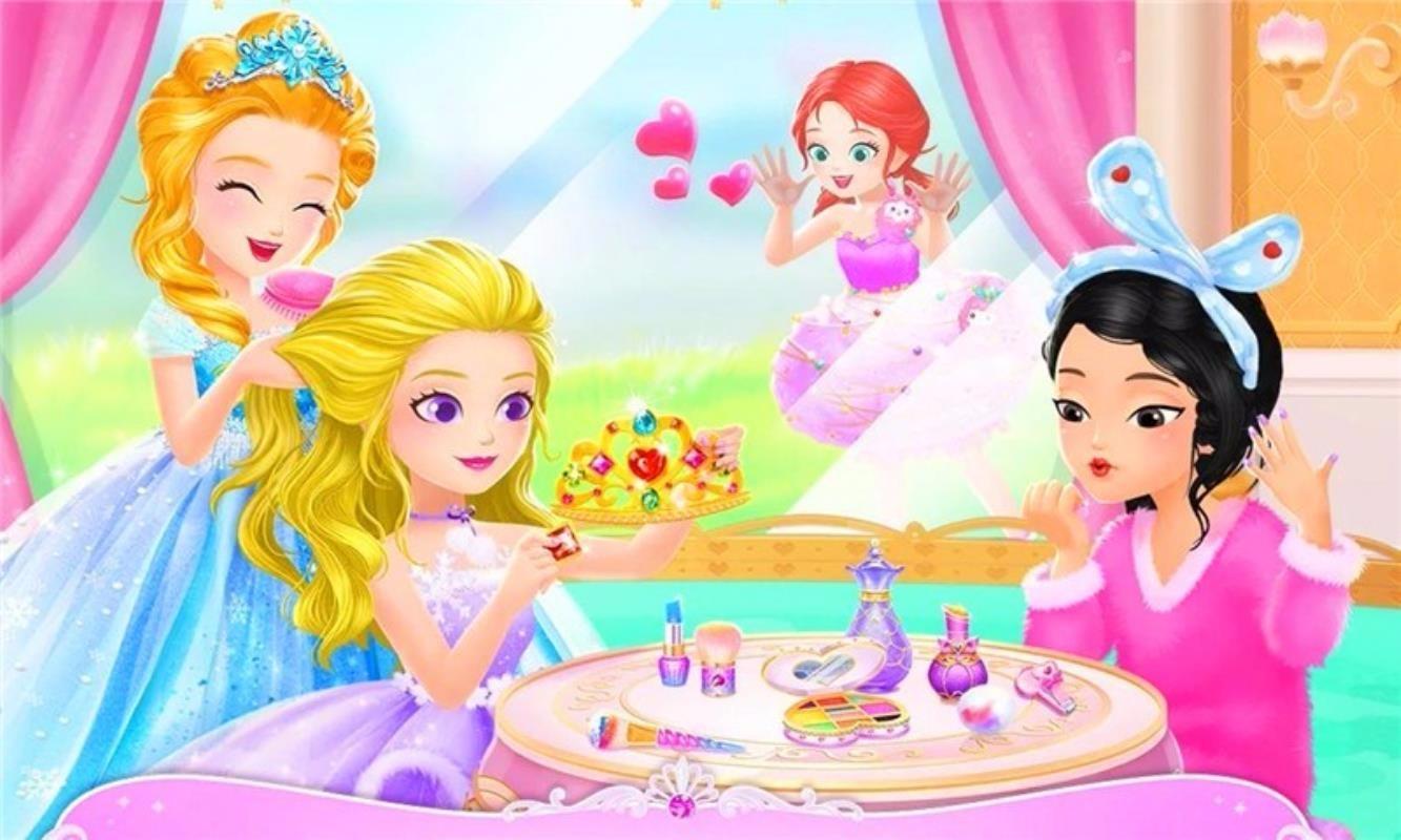 装扮莉比小公主(1)