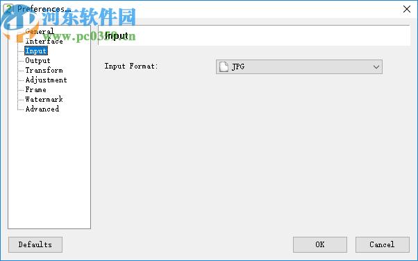 Easy2Convert JPG to TGA(JPG转TGA工具)