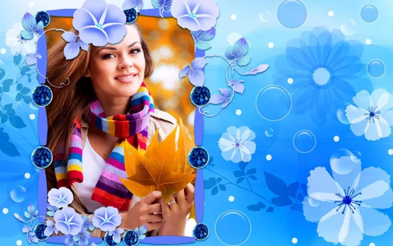 Beautiful Flower Frames(2)