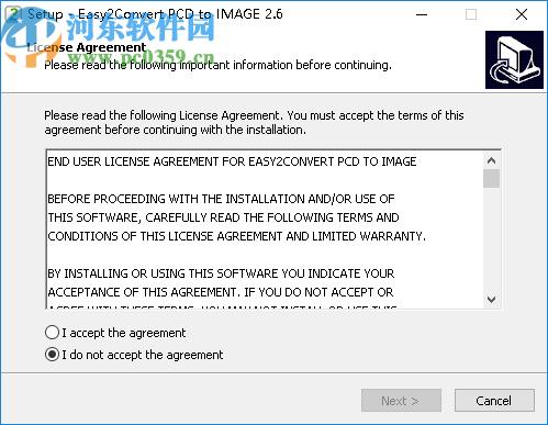 Easy2Convert PCD to IMAGE(PCD图片转换器)