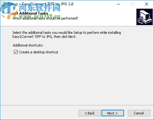 Easy2Convert TIFF to JPG(TIFF转换JPG软件)