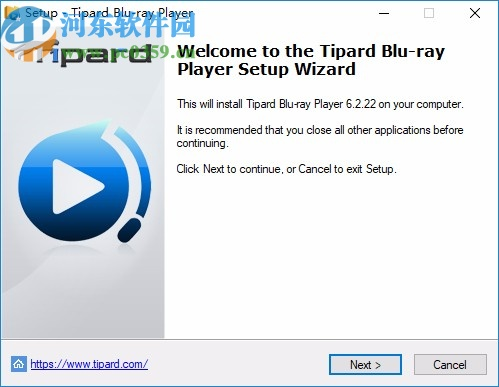 Tipard blu-ray player(蓝光播放器)