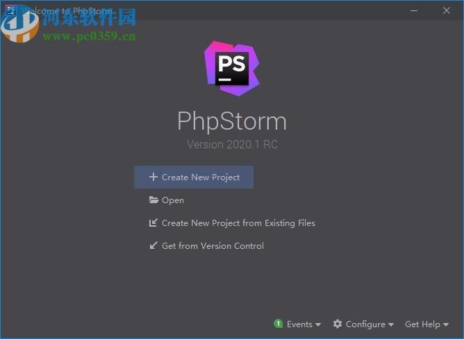 jetbrains phpstorm 2020.1破解补丁