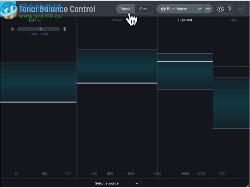 Tonal Balance Control下载