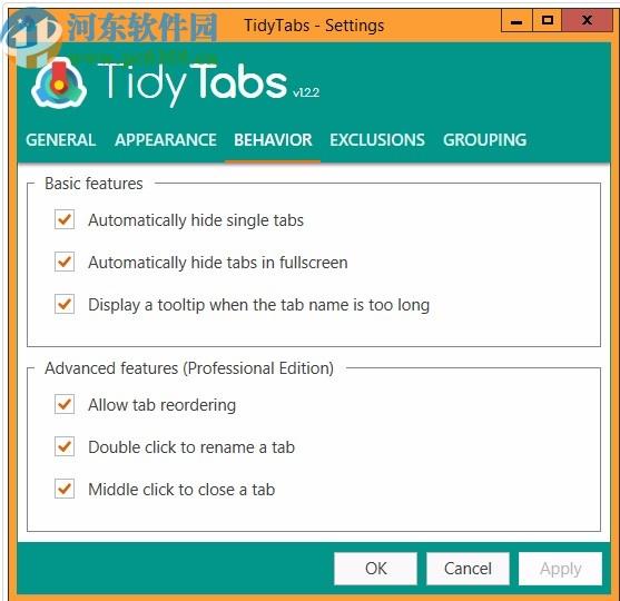 TidyTabs Pro下载