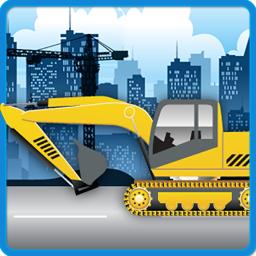 模拟挖掘机建造