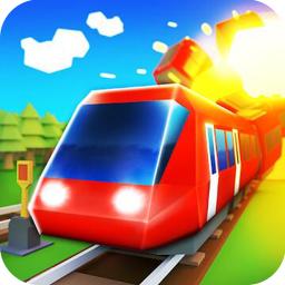 迷你火车模拟3D