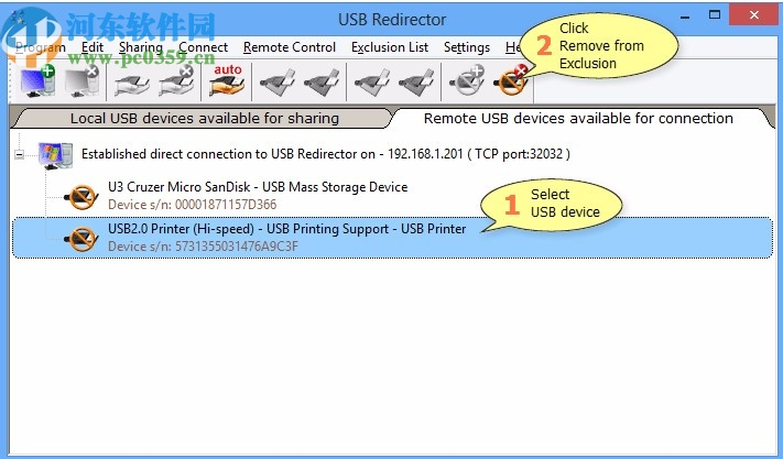 USB Redirector下载