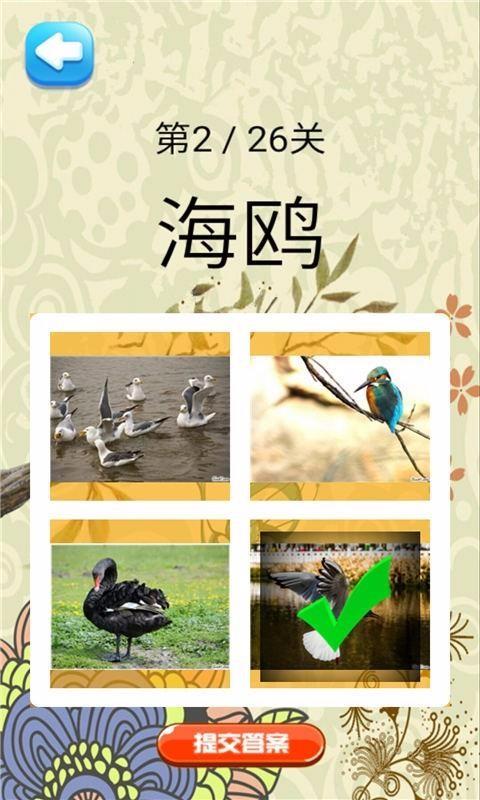 儿童识字鸟类篇(3)