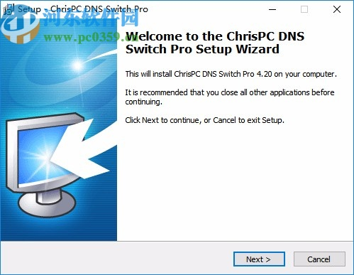 ChrisPC DNS Switch Pro破解版