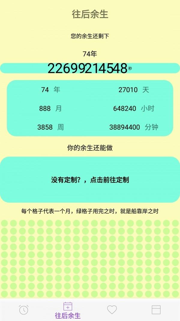 滴答人生(3)