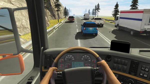 欧洲卡车司机(1)